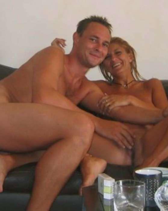 Горячее аматорское порно одной семейной пары