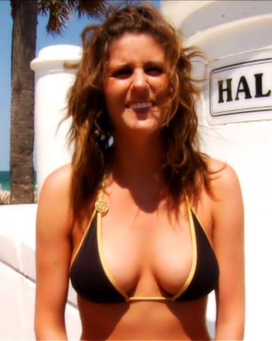 Пикап шлюхи на пляже